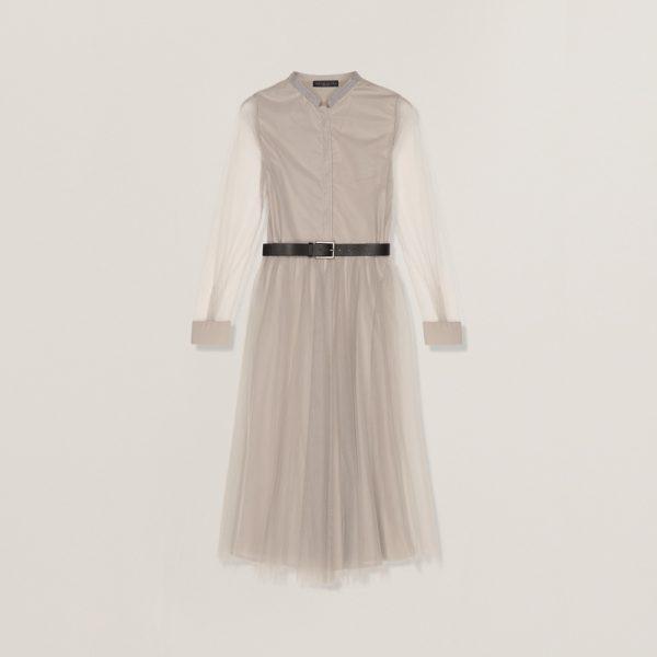 Dámské tylové šaty Fabiana Filippi