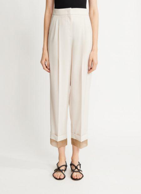 Fabiana Filippi letní elegantní kalhoty