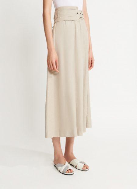 Fabiana Filippi lněná sukně