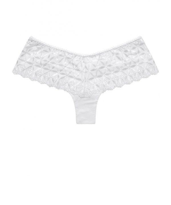 Kalhotky Aubade Bahia St-Tropez bílé