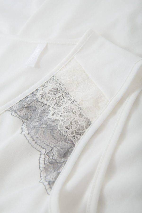 Noční košilka s krajkou Rosch
